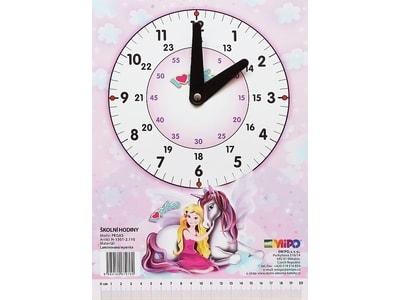 4f57c0b33 EMIPO SHOP - Školní hodiny Pegas - Školní hodiny - Doplňky, Pro žáky