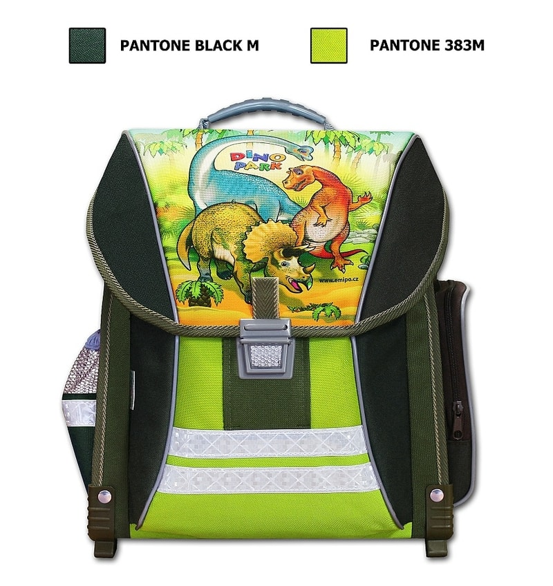 86077084663 EMIPO SHOP - Školní batoh Dinopark - Školní batohy - Pro žáky