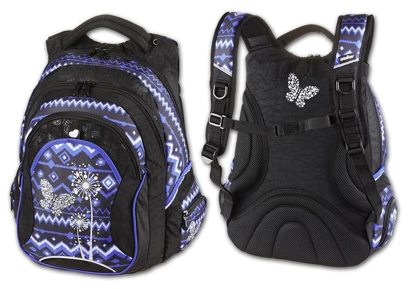 Studentský batoh Paradise modrá