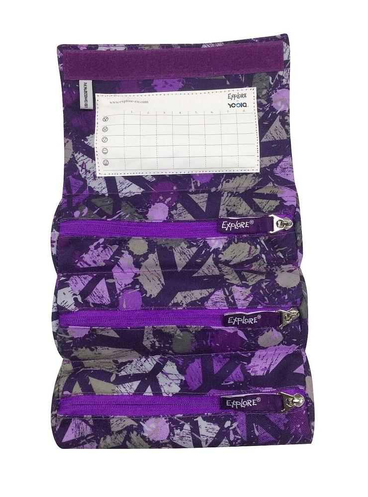 8c9cb34dfe9 EMIPO SHOP - Studentský penál ROLL Peace purple - Studentské penály ...