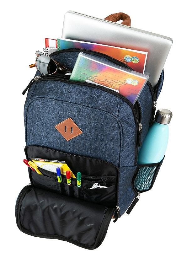 EMIPO SHOP - Studentský batoh CONCEPT Blue - Studentské batohy ... 79db523e1f