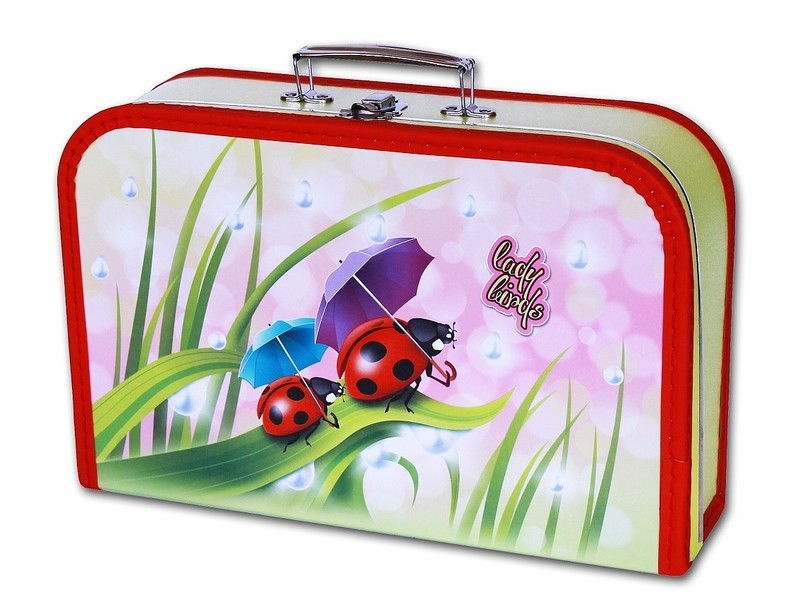 Dětský kufřík Ladybirds