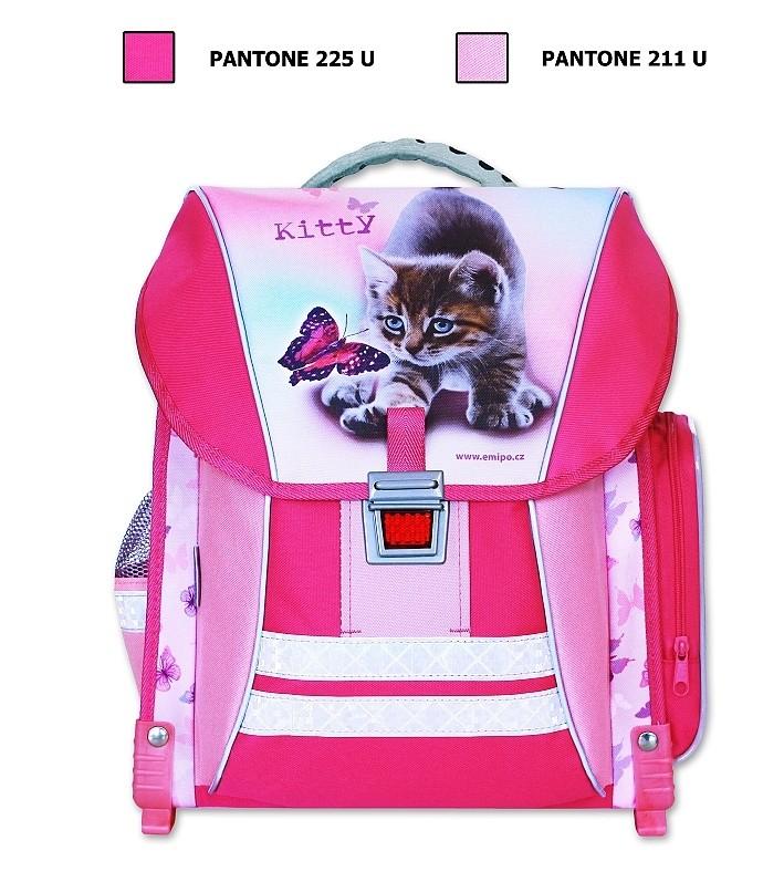 Školní batoh Kitty