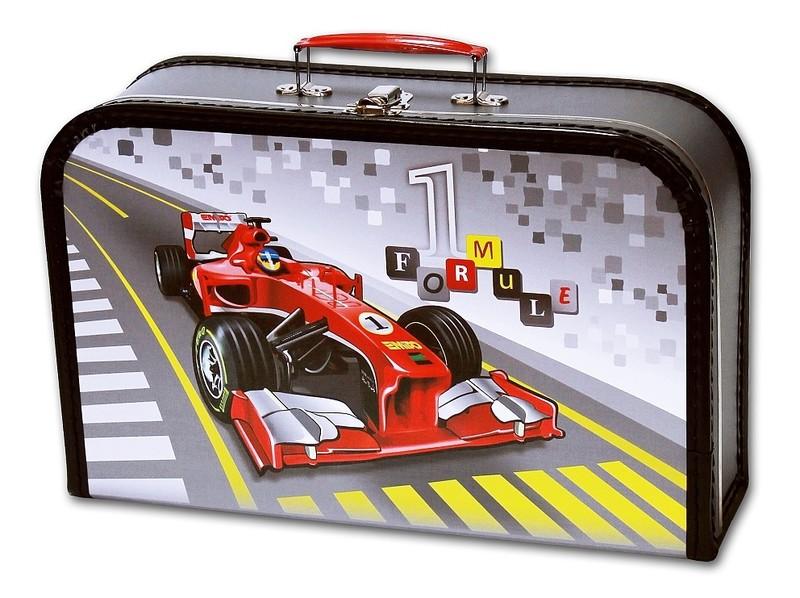 Dětský kufřík Formule racing