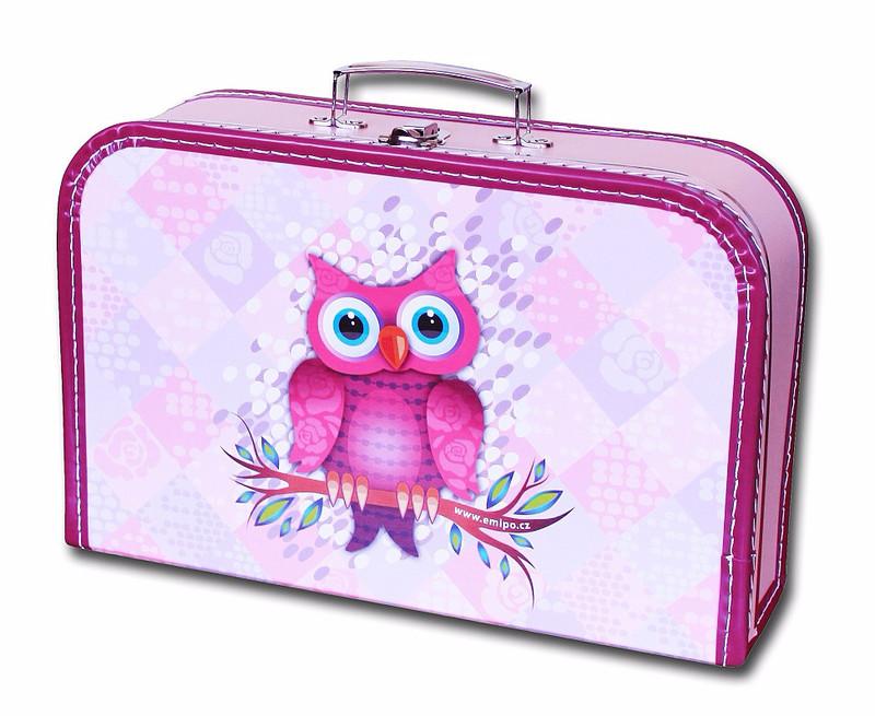 Dětský kufřík Sova